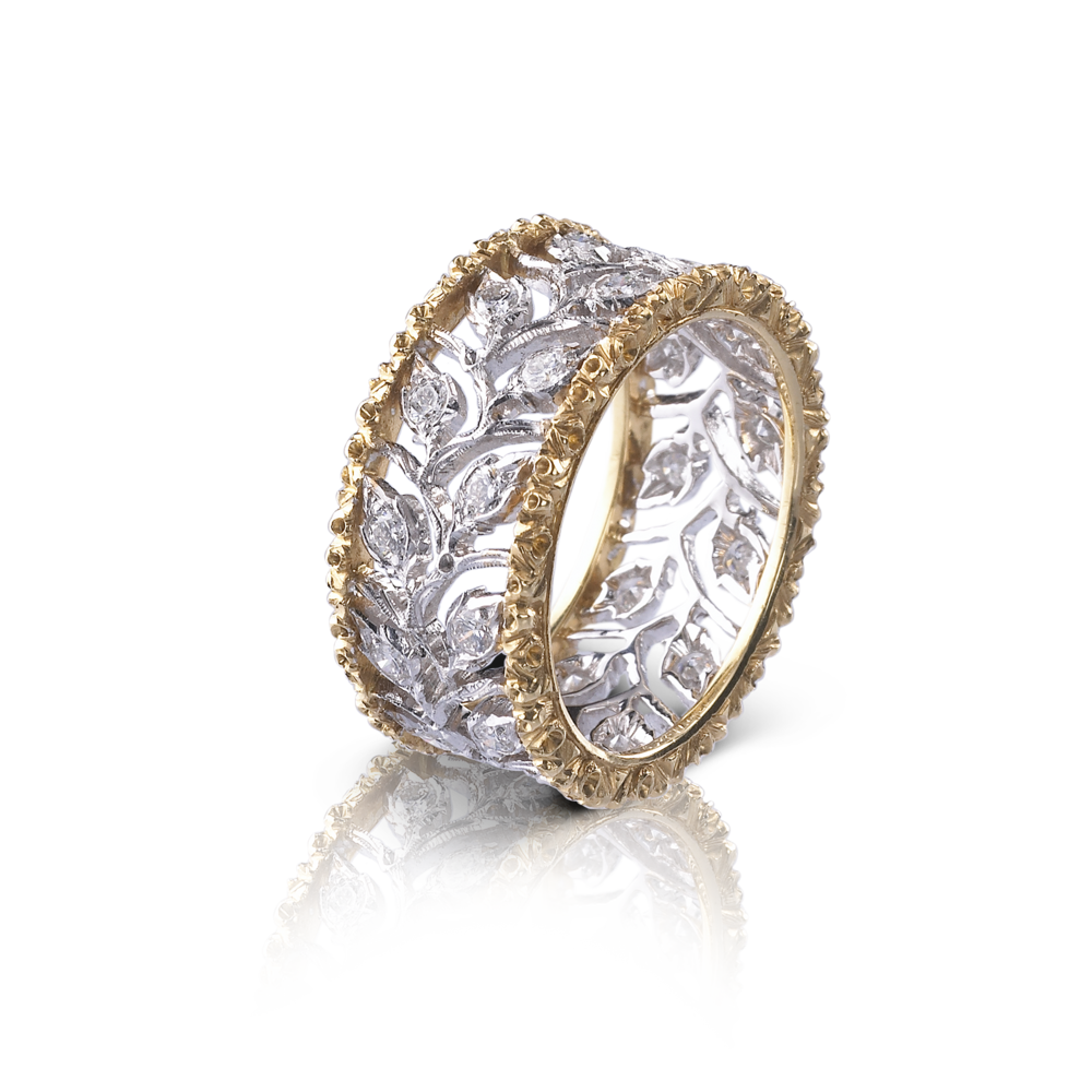Buccellati - Rings - Ramage Eternelle Ring - Jewelry