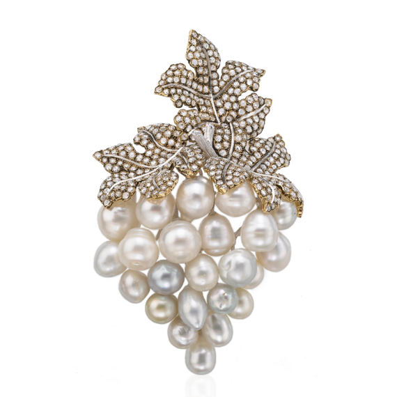 Buccellati - Brooches - Бахус Брошь - High Jewelry