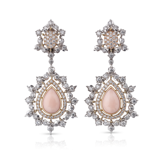 Buccellati - Earrings - Evanescence Pendant Earrings - High Jewelry