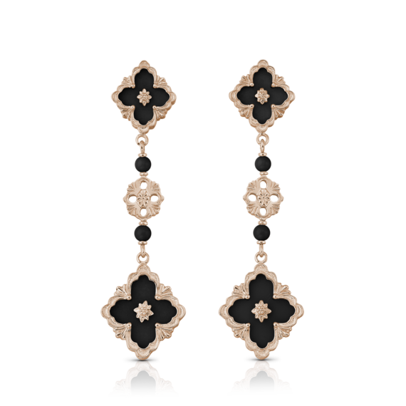 Buccellati - Earrings - Opera Color Pendant Earrings - Jewelry