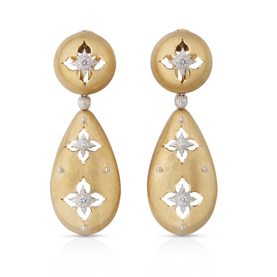Buccellati - Earrings - Macri Giglio耳坠 - Jewelry
