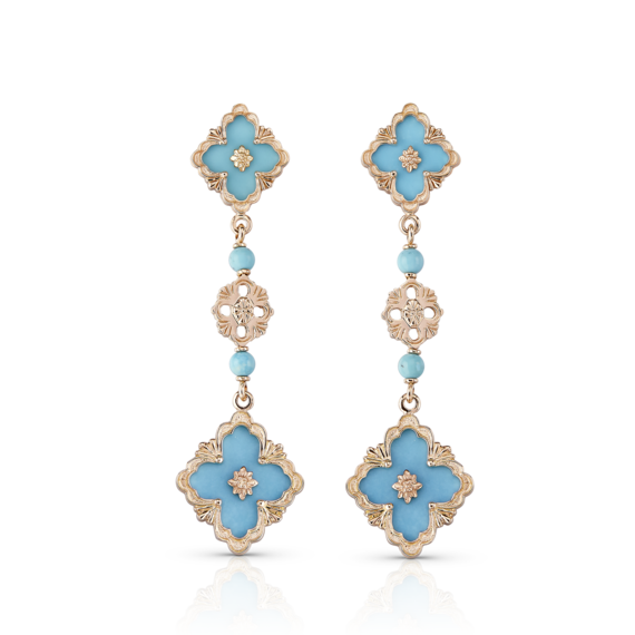 Buccellati - Earrings - Opera Color系列耳坠 - Jewelry