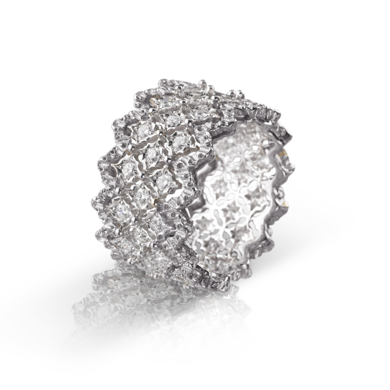 Buccellati - Rings - Bague Eternelle Rombi - Jewelry