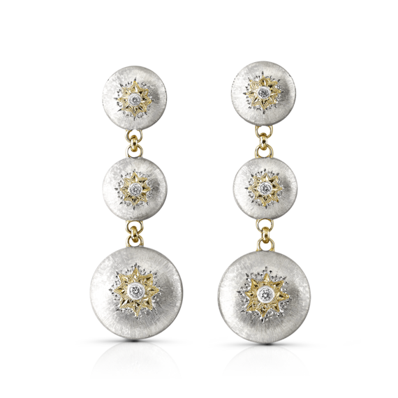 Buccellati - Earrings - Macri Classica Pendant Earrings - Jewelry
