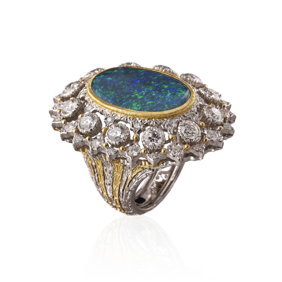 Buccellati - Rings - Mediterraneo Ring - High Jewelry